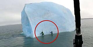 Image: Havner i det iskalde vannet