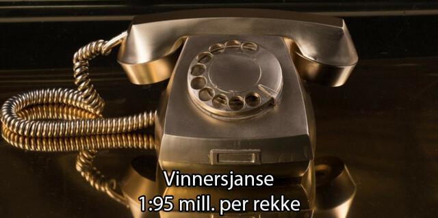 Image: Nå kan man vinne 215 millioner