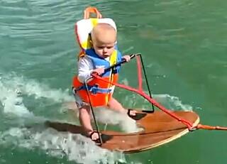 Image: Babyen går viralt