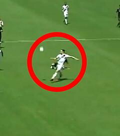 Image: Zlatans utrolige mål