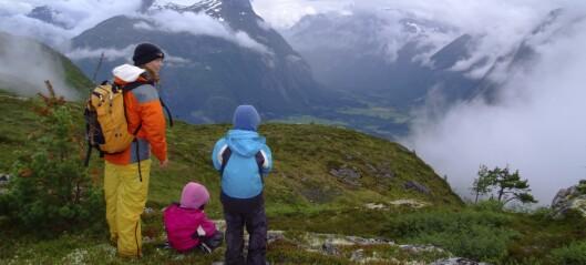 10 spektakulære fjellturer for hele familien