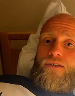 Image: Måtte rett på sykehus: - Semipanikk