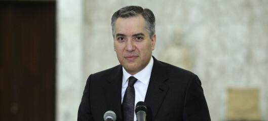 Libanons siste regjeringsforsøk i grus
