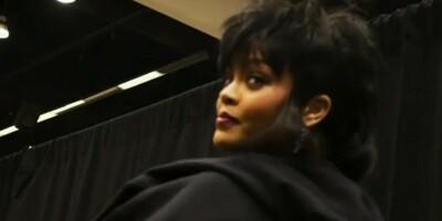 Image: Rihanna overrasket med ny sveis