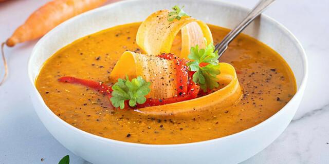 Image: Triksene for en rask og supergod suppe