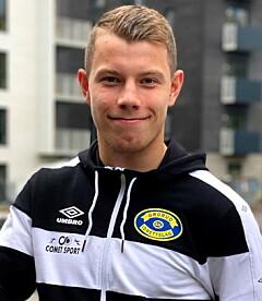 Image: Runar Hauge (19) om storebrorens bragd