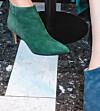 Disse høye hælene kan absolutt alle gå på! Helt sant!