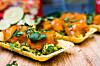 Prøv taco med laks