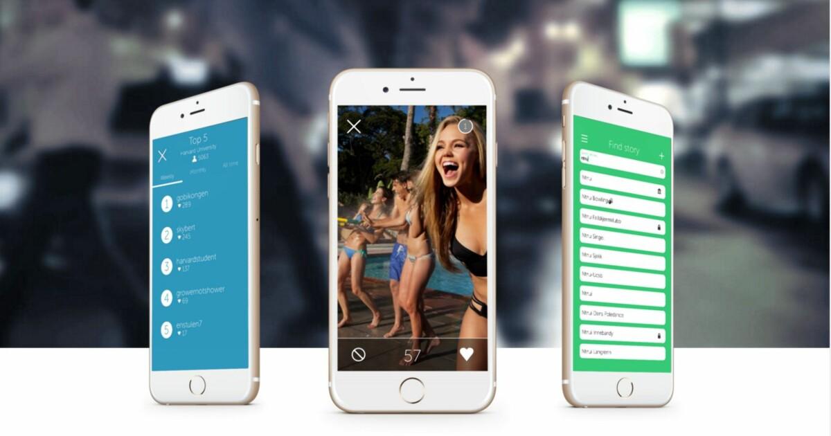 Kan norske Gobi tukte Snapchat?