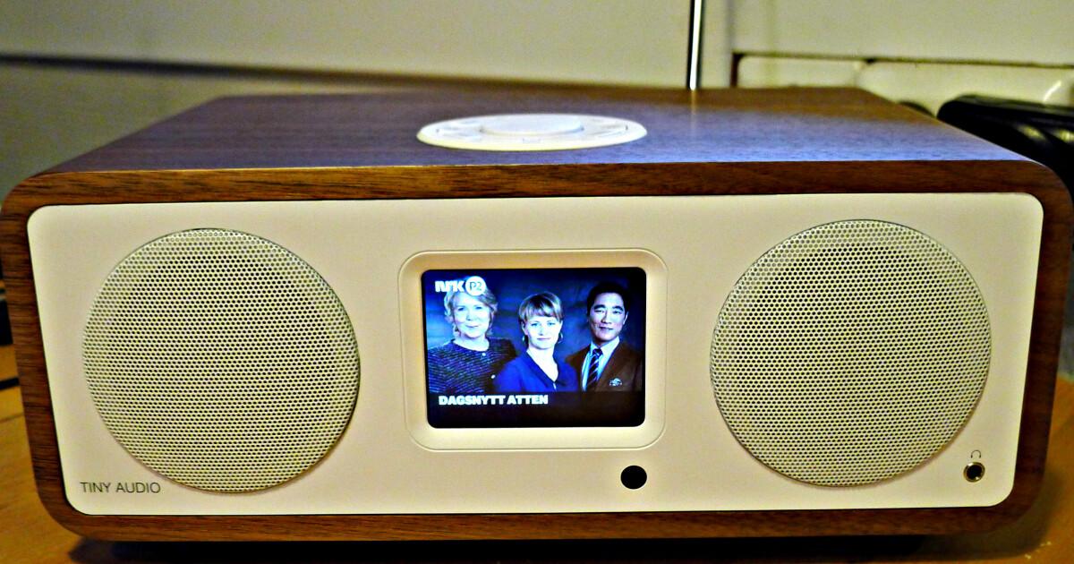 Test: Stereo for stue og kj?kken - DinSide