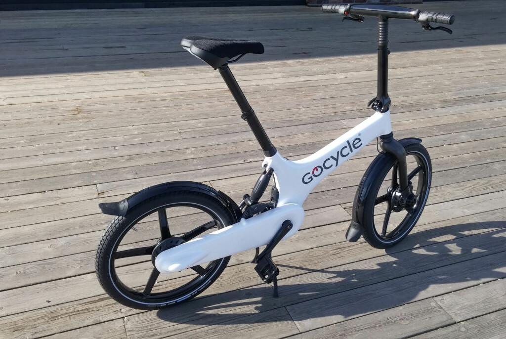 test gocycle en annerledes el sykkel dinside. Black Bedroom Furniture Sets. Home Design Ideas