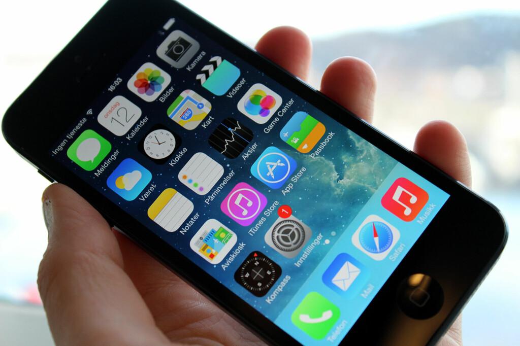 selge brukt iphone pris