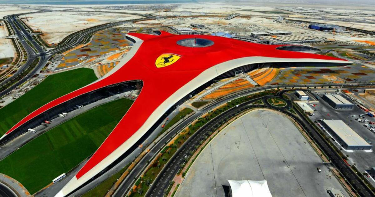 Forn Yelsespark Ferrari World Er Overdrevet P Alle Vis