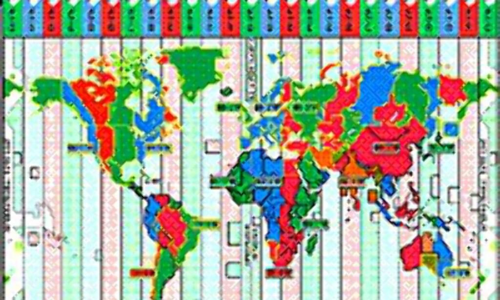Reise: Verdensur på nett - DinSide