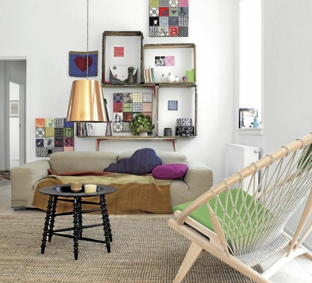 Samme stue - tre stiler - Dagbladet