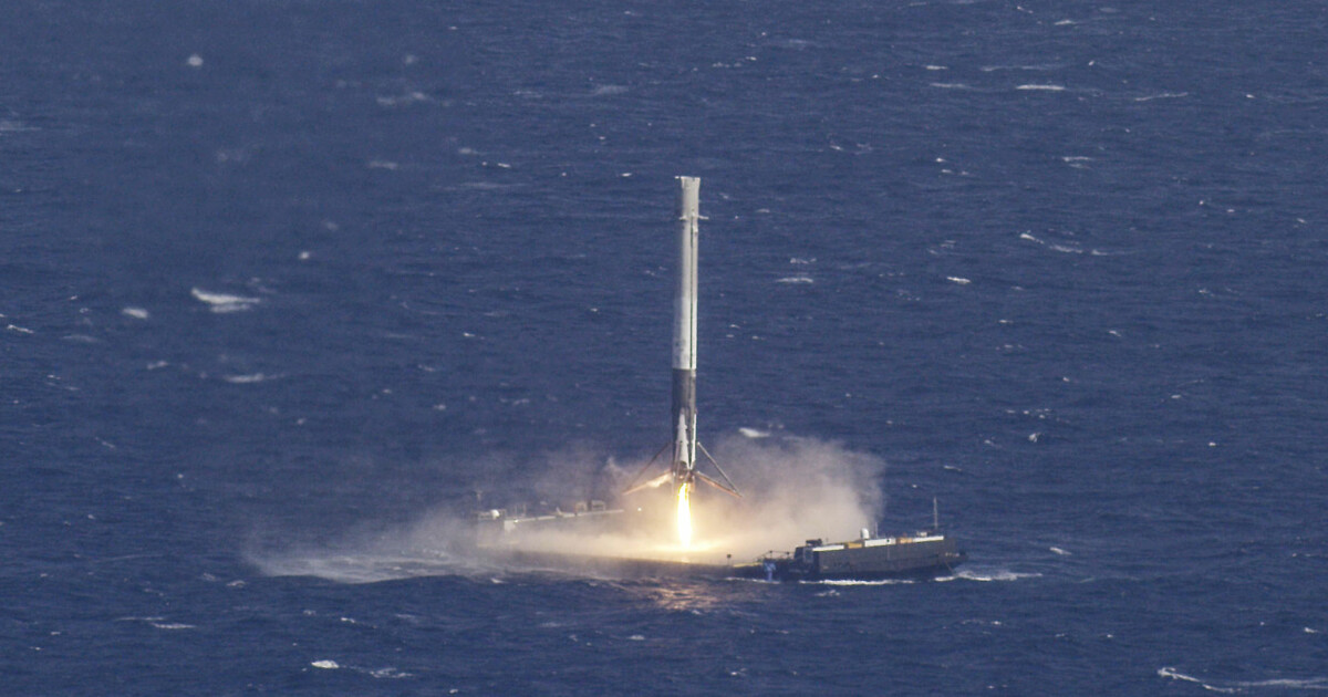welcome to mars spacex mat - photo #4