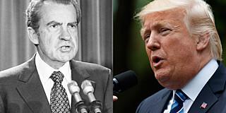 Image: Ukjent brevveksling med skandalepresident