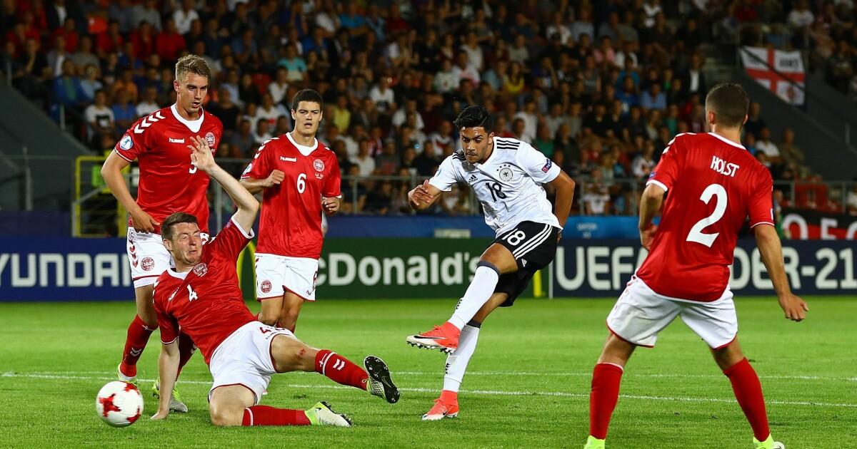 U21-EM - Tyskland kjørte over Danmark - ute av U21-EM - Dagbladet