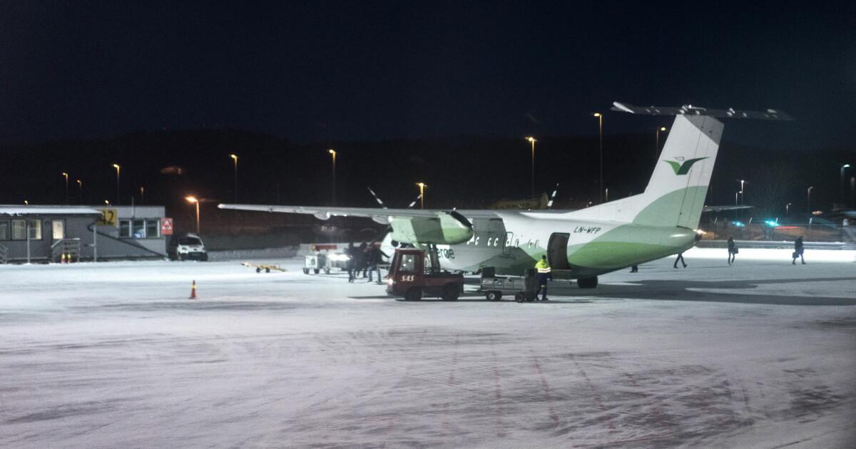 Alle Passasjerer Pa Flesland Ble Sendt Ut Av Flyplassen