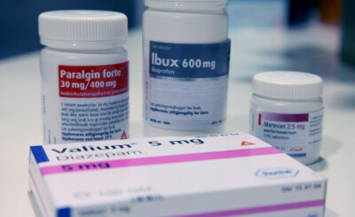 Image: Tar du disse medisinene, bør du styre unna mye alkohol