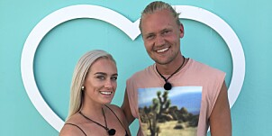 Image: Andrea Sveinsdottir og Morten Dalhaug vant «Love Island»