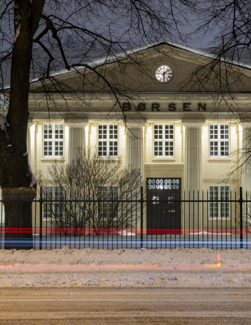 Oslo Børs stupte med 110 milliarder etter virusfrykt