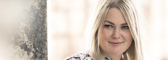 Image: Anna Kristina fikk føflekkreft 20 år etter at hun ble solbrent