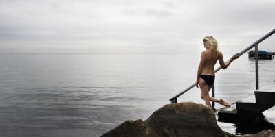 Image: Louise sverger til en antiinflammatorisk livsstil