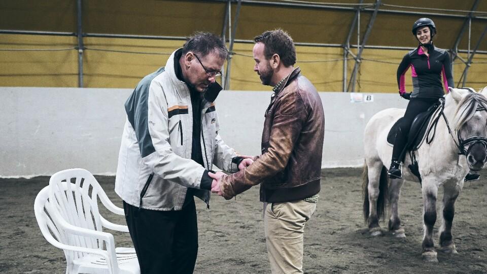  Sverres store kjærlighet Espen har fått demens: - Jeg vil gjøre alt for at han skal være glad