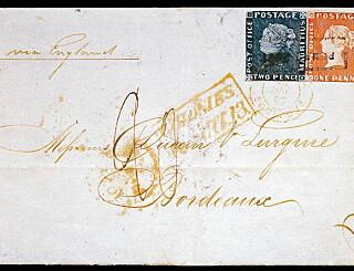 Image: Dette brevet er verdt flere millioner kroner