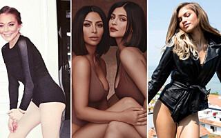 Image: 7 av kjendisenes verste Photoshop-tabber