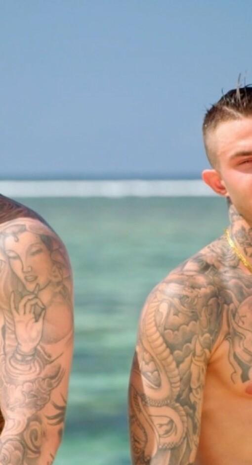 «Paradise»-Pierre gjør comeback i ny reality-serie - med broren