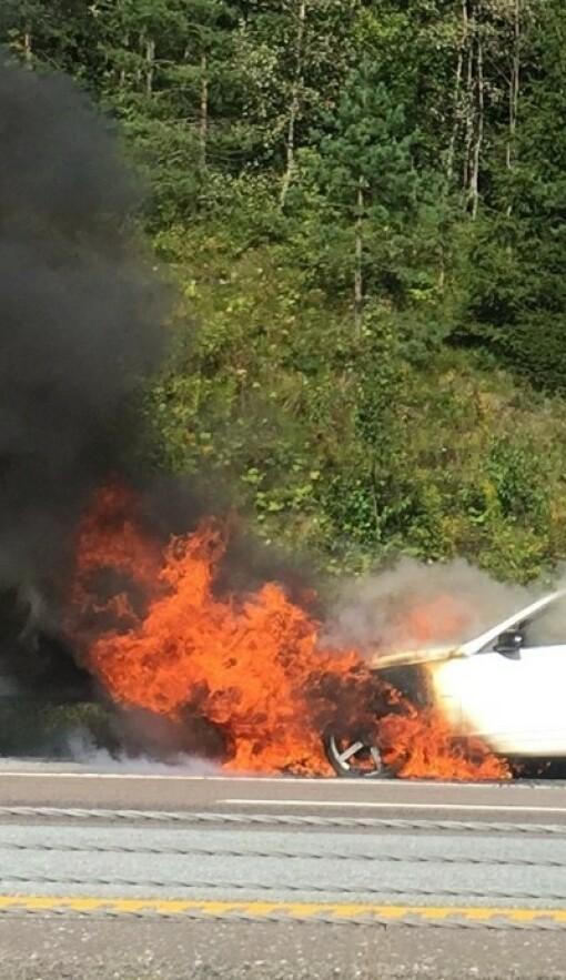 Moderne biler brenner oftere. Økningen er dramatisk