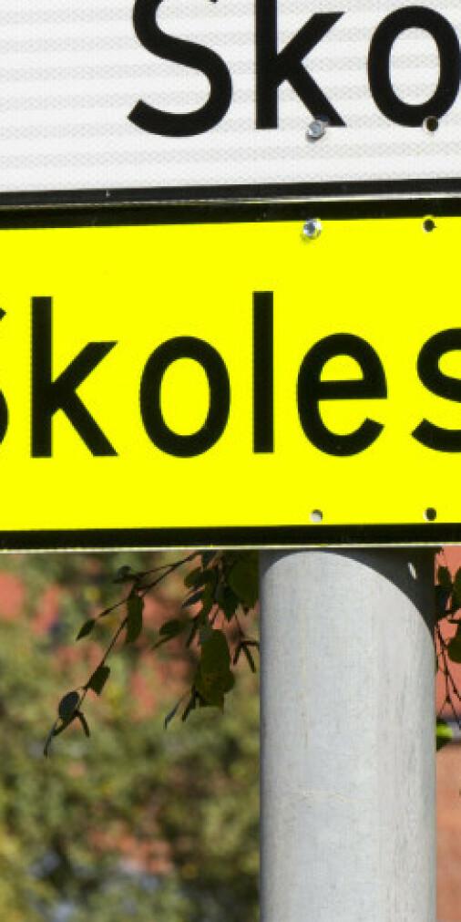 Bilfører målt til 75 km/t i 30-sone ved barneskole: - Hårreisende