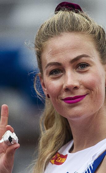 Isabelle Pedersen avslutter sesongen