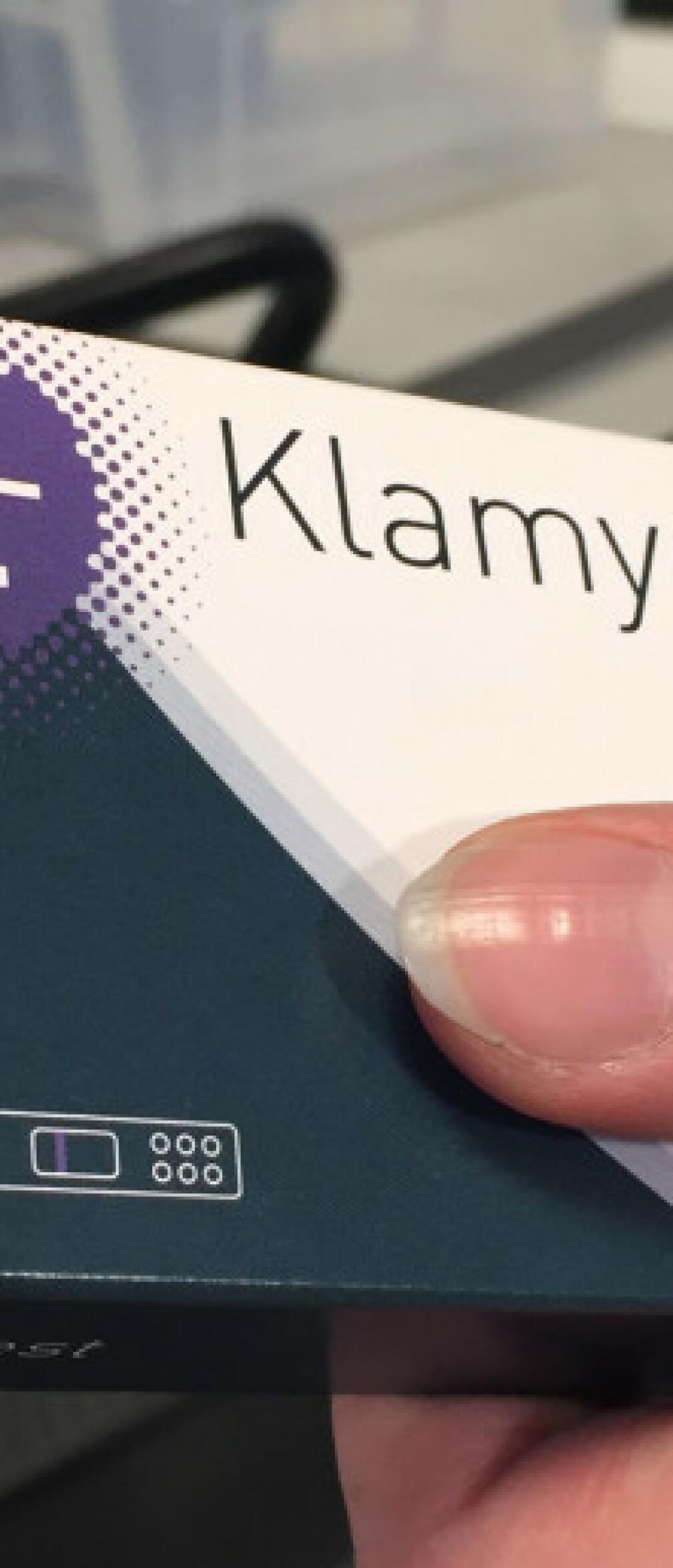 122 nordmenn inkalles til ny klamydia-test etter oppdagelse