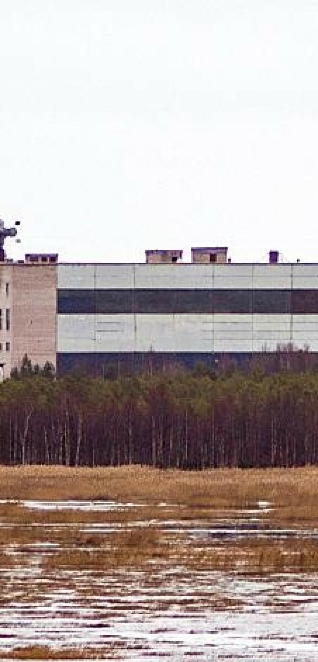 Atom-historien ryster russerne: Flere skadde kom nakne dekket i plast til sykehuset. Leger ble møtt av FSB-agenter