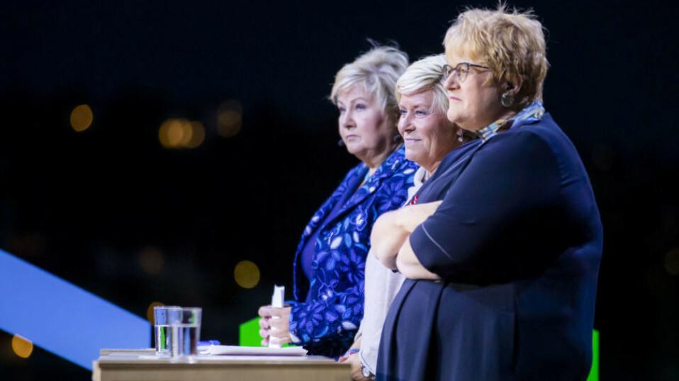 TV 2: Skei Grande vil presentere en ny skisse for partilederne