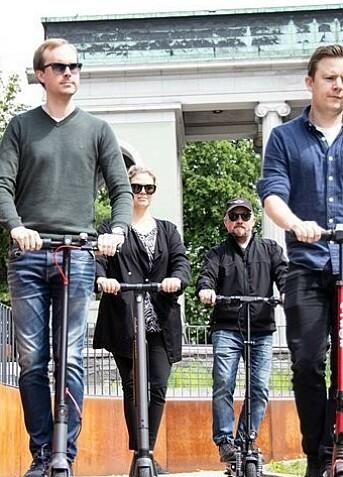 Tusenvis kjører ulovlig elsparkesykkel. Politiet vil ikke ha kontroller