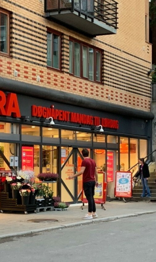 Ubemannet og nattåpen butikk gir Grandiosa-boost