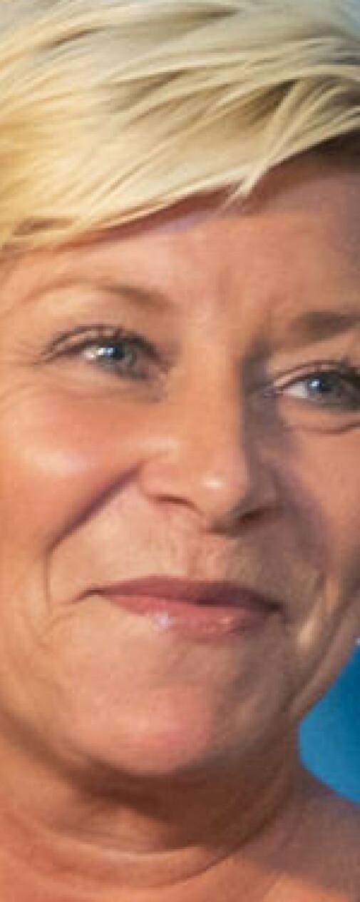 Ny TV 2-måling er godt nytt for Frp - Høyre taper