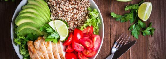 Image: Bare 2 av de 10 mest populære diettene anbefales
