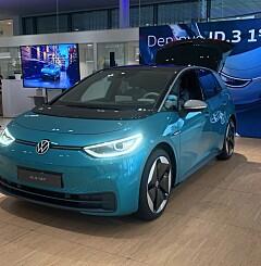 Image: Ettertraktet VW-nyhet blir billigere enn Golf