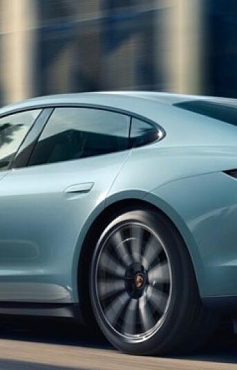 Folke-Porschen får knallpris i Norge