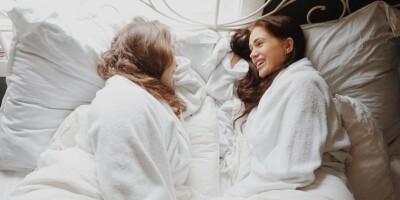 Image: Vi har testet de 5 vanligste søvntipsene!