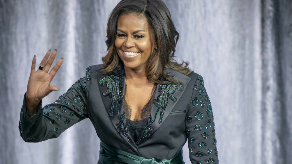 Slik er Michelle Obamas treningsprogram