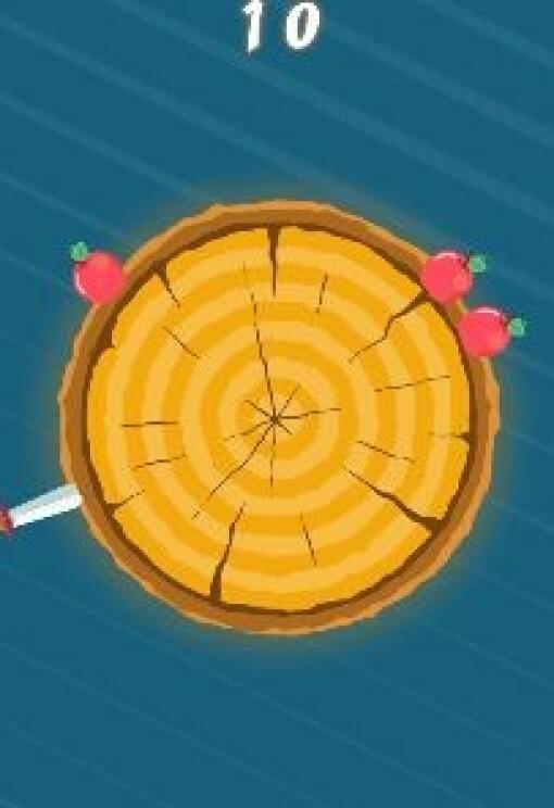 Spill: Hvor god er du til å kaste kniver og ødelegge blinkene?
