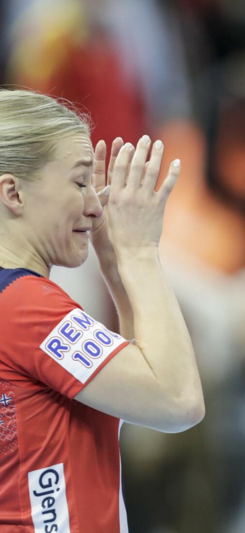 I tårer etter norsk VM-kollaps: - Jeg er skikkelig lei meg