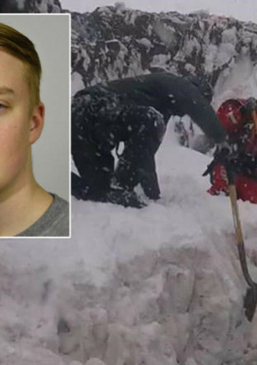 SISTE: Har funnet død person i søket etter Leif Magnús (16)