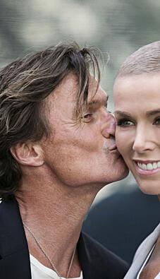 Image: Petter Stordalen har fått kjæreste